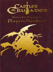 Castles & Crusades Player's Handbook (Leatherbound Special Edition) (1st Printing)