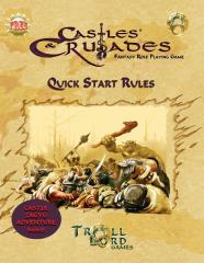 Quick Start Rules w/Castle Zagyg Adventure