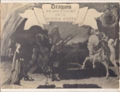 Dragons - An Adventure into Middle Earth (1st Printing)