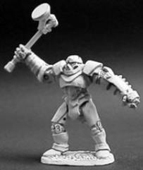 Confederation Assault Armor w/Hammer