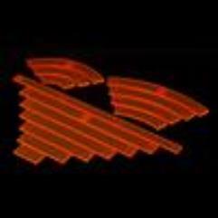 Attack Wing Template - Orange