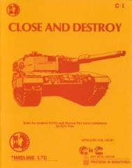 Close and Destroy I