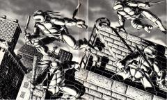 Teenage Mutant Ninja Turtles Omnibus Vol. 1