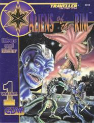 Aliens of the Rim #1 - Hivers and Ithklur