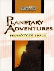Planetary Adventures #1 - Federation Space