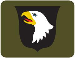 101st Airborne Screaming Eagles Objective Markers