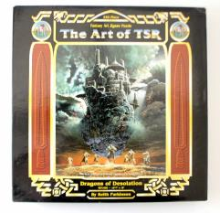 Dragons of Desolation Jigsaw Puzzle