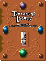 Tome of Levity