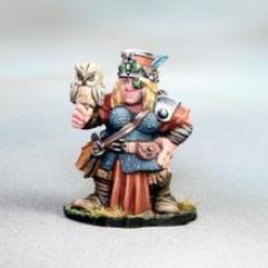 Dwarven Female Tinkerer - Nasla Mystra