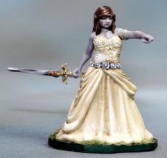 Vampire Queen - Queen Valreth