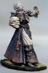 Vampire Female Mage - Nezera the Soulreaper