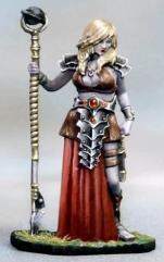 Vampire Female Cleric - Demetria the Hollow