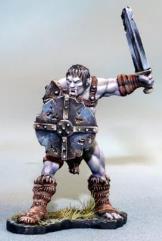 Vampire Barbarian Male Slave - Galon Rhilf