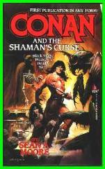 Conan and the Shaman's Curse