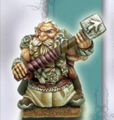 Dwarven Lord of the Forge