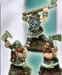 Dwarf Warriors #1