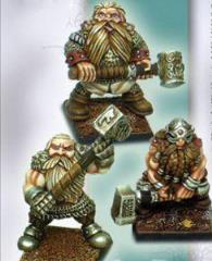 Dwarf Warriors #2