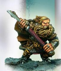 Thorgerm - Dwarf Hero