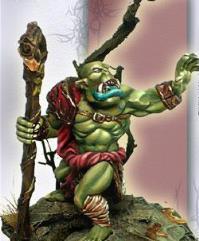 Garos Agart - Orc Shaman