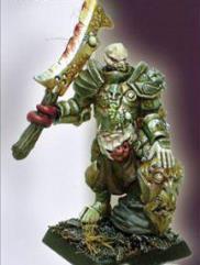 Braniel Y Tiglath - Abyssal Warrior