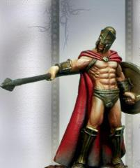 Dilios - The Spartan Warrior