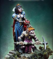 Snow White w/Guardian
