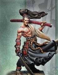 Kenjiro - The Ronin