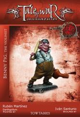 Benny Pig - The Violinist