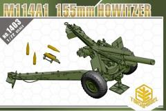 M114A1 155mm Howitzer