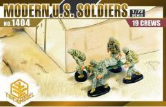 Modern US Soldiers Set