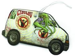 Cthulhu Pest Control Air Freshener