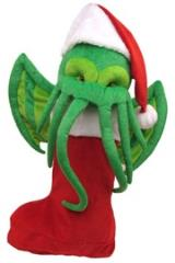 Cthulhu Christmas Stocking