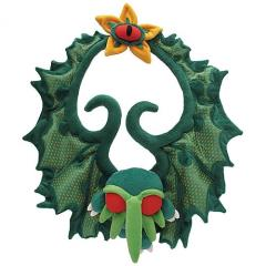 Cthulhu Wreath Plush