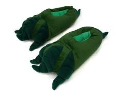Cthulhu Feet Plush Slippers