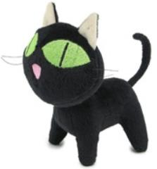 Kuro Neko Small Plush