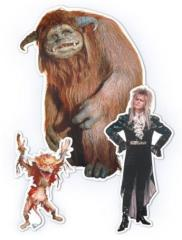Labyrinth Magnet Set