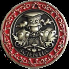 Transylvania Polygnostic University Challenge Coin
