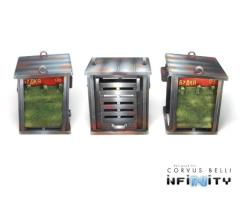 Comanche Antipode Kennels - TAK 3 Pack