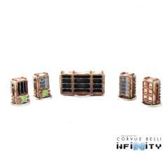 Cosmica Storage Lockers