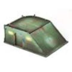 Comanche Pillbox (Two Pack)