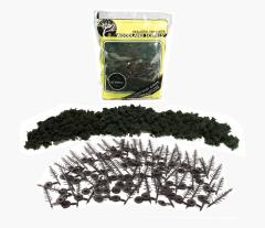 "4"" - 6"" Realistic Pine Tree Kit"