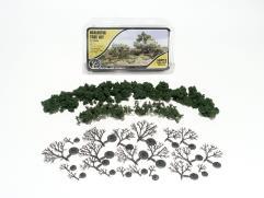 "3/4"" - 3"" Deciduous Realistic Tree Kit"