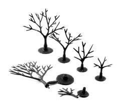 """3/4"""" - 2"""" Deciduous Trees"""