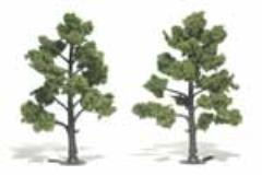 "Deciduous Trees - Light Green (5"" - 6"")"