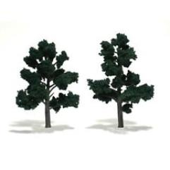 "Deciduous Trees - Dark Green (5"" - 6"")"