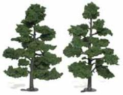 "Deciduous Trees - Medium Green (7"" - 8"")"