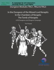 In the Dungeon of the Wizard Lord Keraptis
