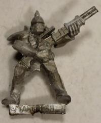 Bauhaus Hussar Sergeant #2
