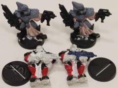 Brotherhood Elite Troops Collection #1