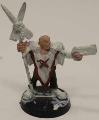 Templar Horde Standard Bearer